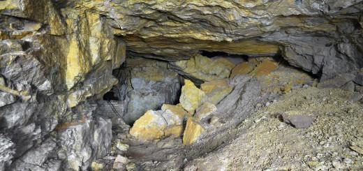 Kamenská štola